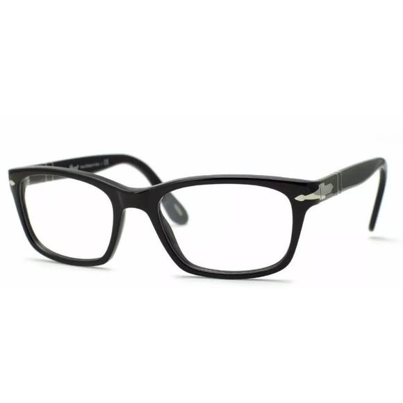 ca214efb90 Persol Accessories - Persol Optical Glasses -  3003-V Black